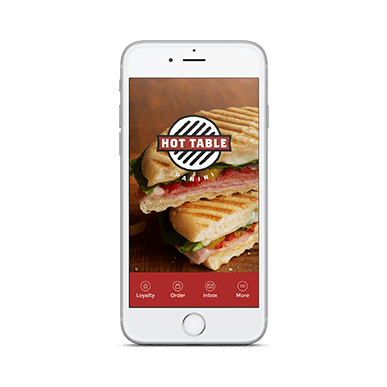 Hottable Mobile App